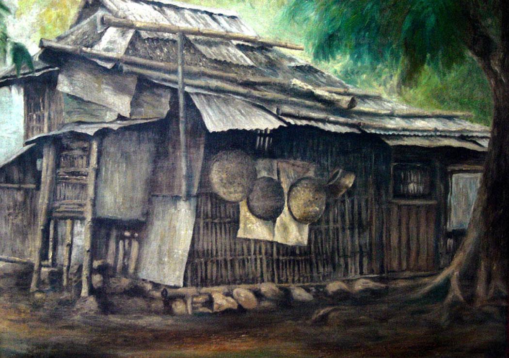 Jun Afable - Bahay sa Bukid