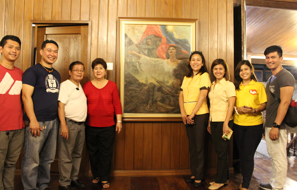 With top organizers