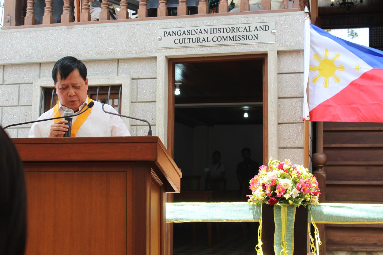 Dr Gonzalo Duque Chairman of PHCC