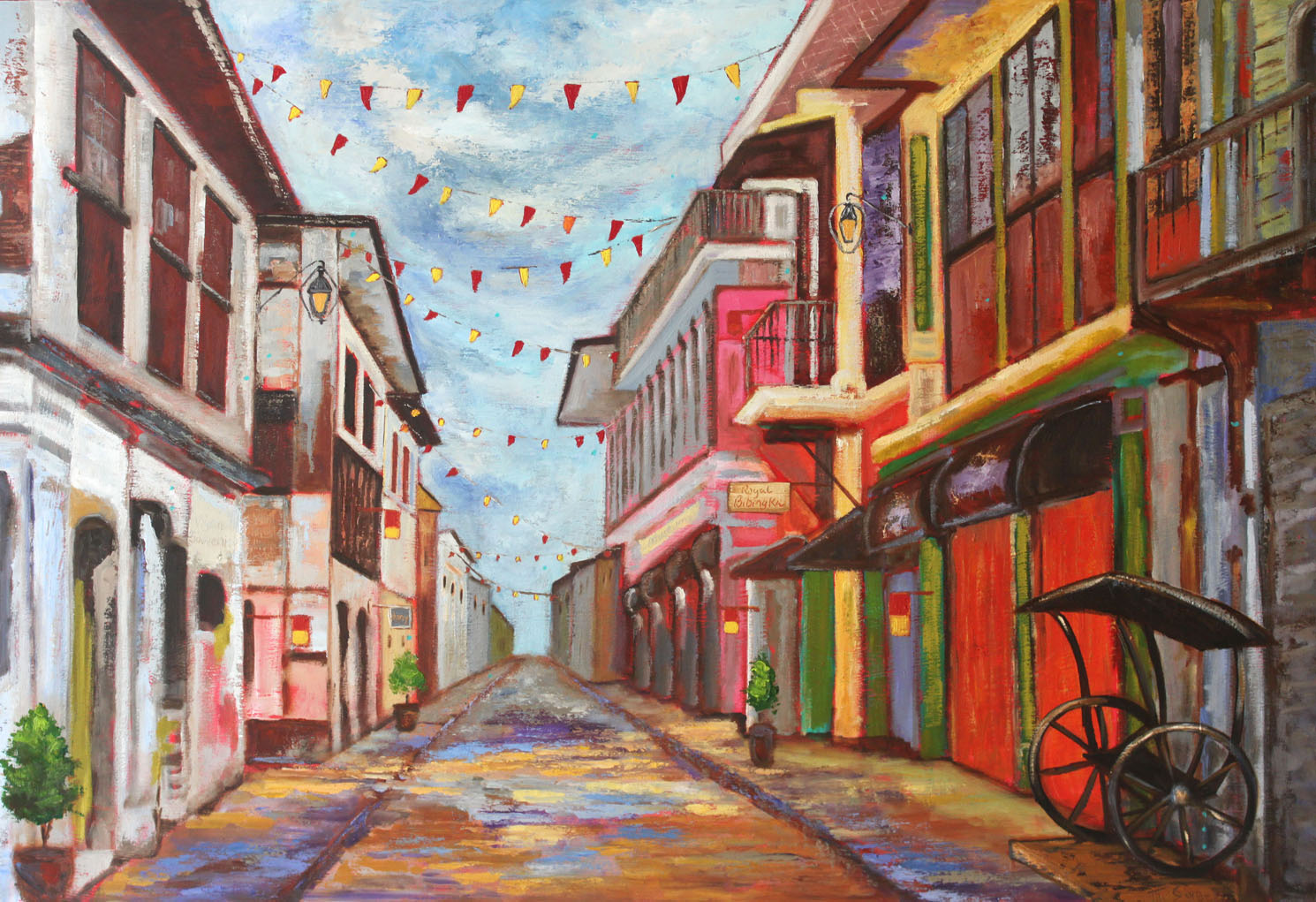 Fiesta sa Barrio by Marissa Sweet