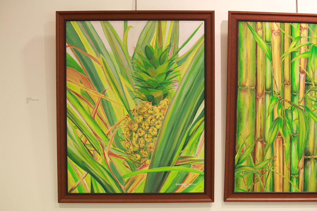 Tagaytay Pinya (Tagaytay Pineapple)