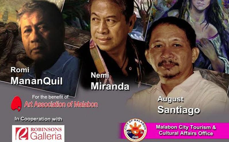 Figura Filipina Art Exhibition