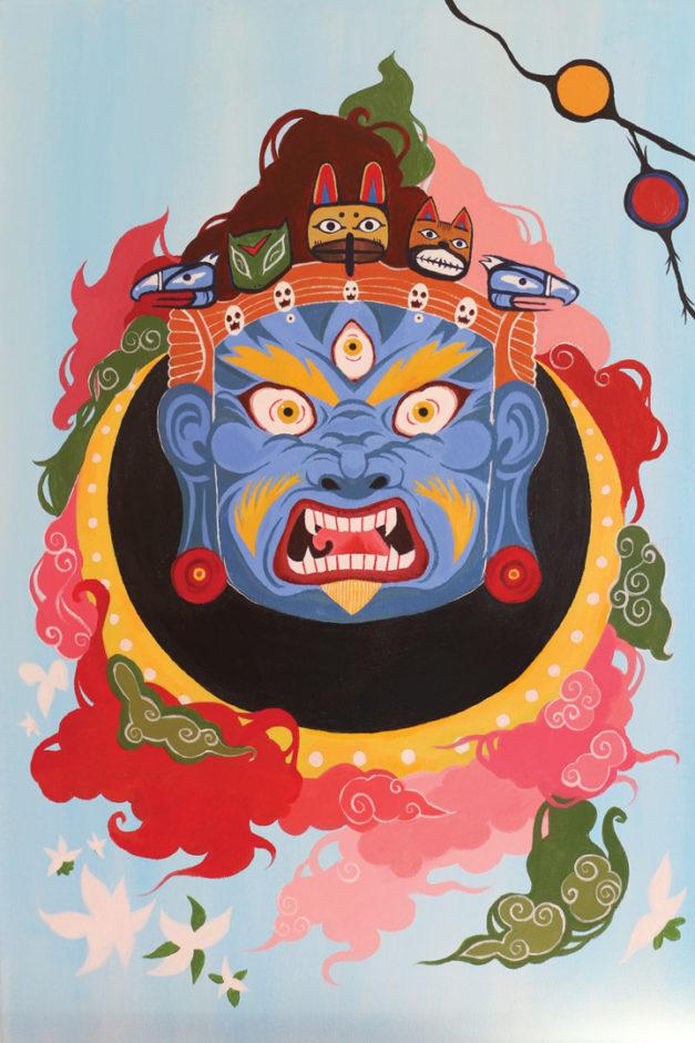 Nightmares and Dreams by Tenzin Tsering