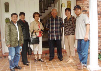 Ottawa 2007 - Amba Brillantes with Romi, Necie, Nelia, Toy and Jhun