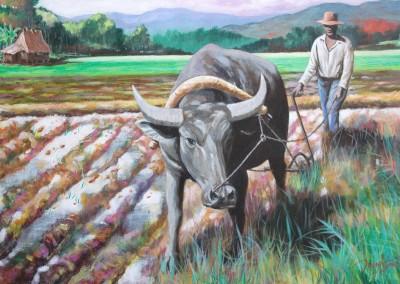 Frank Tonido DAYBREAK FARMER