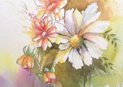 Nelia Tonido Field flowers (mga ligaw na bulaklak)
