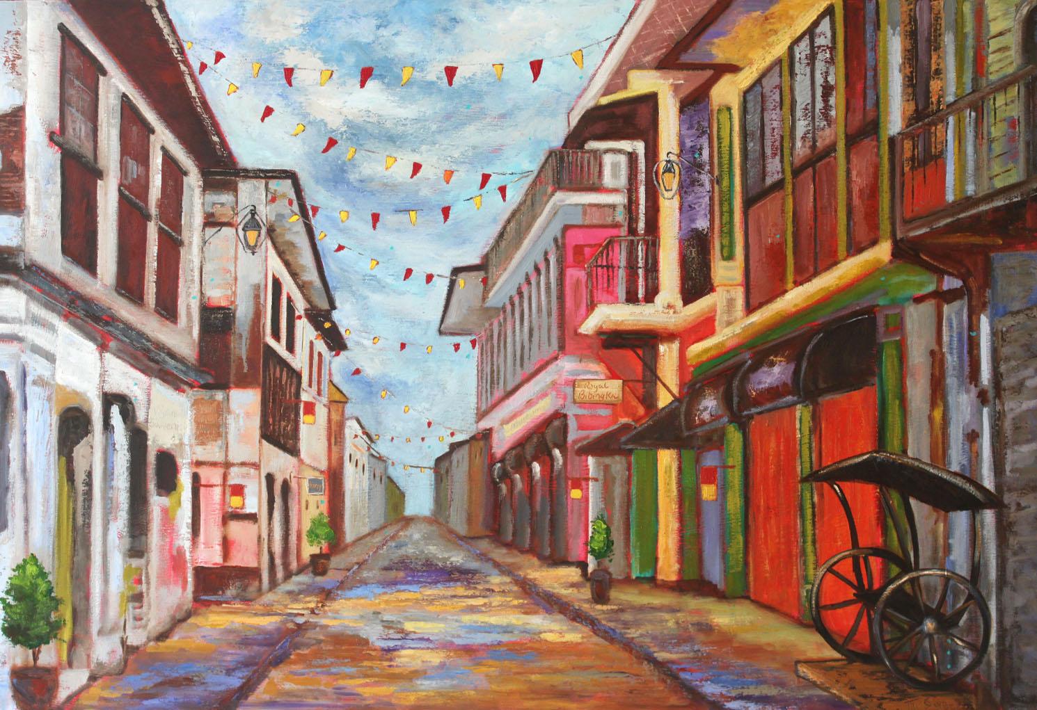 Fiesta sa Barrio by Marissa Sweet