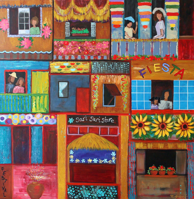 Fiesta sa Pilipinas by Marissa Sweet