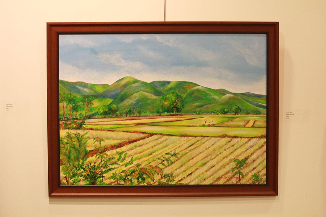 Palayan (Rice Field) by Catalina Jeffers