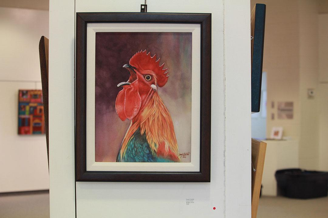 Cock Crow by Frank Tonido