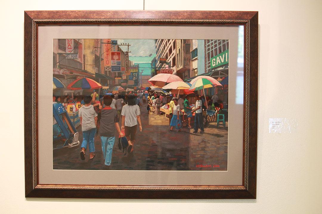 Buhay Palengke by Mark Edison Salinas