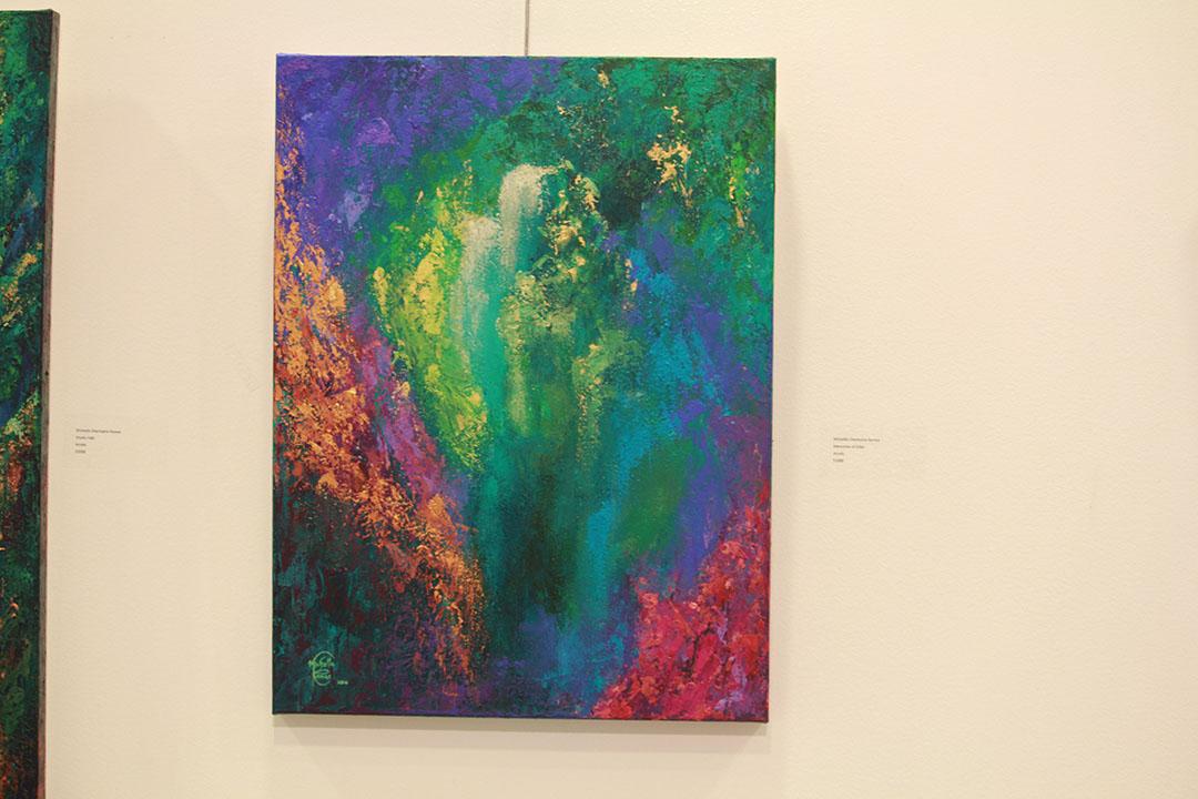 Memories of Eden by Michelle Chermaine Ramos