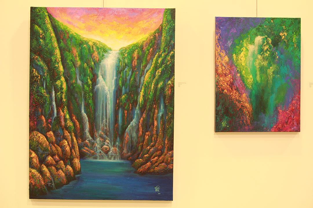 Mystic Falls by Michelle Chermaine Ramos