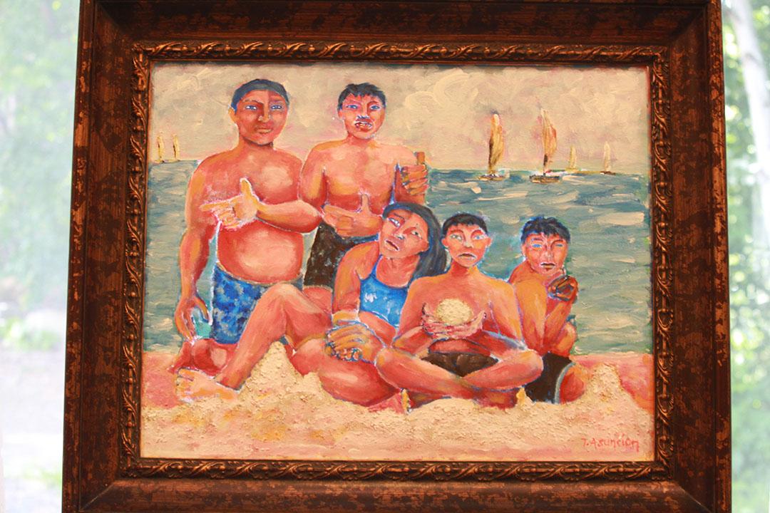 Holiday In Boracay by Teody Asuncion