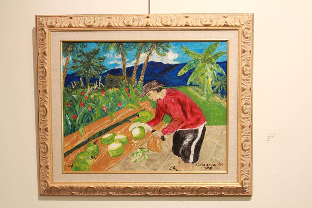 Coconut Farm by Senator Tobias C Enverga Jr