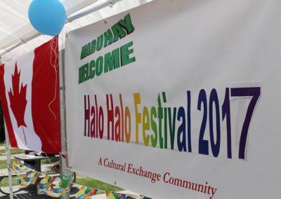 Halo-halo festival Toronto - 2017