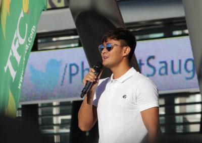Matteo Guidicelli - Fiesta Ng Kalayaan Festival Mississauga 2017