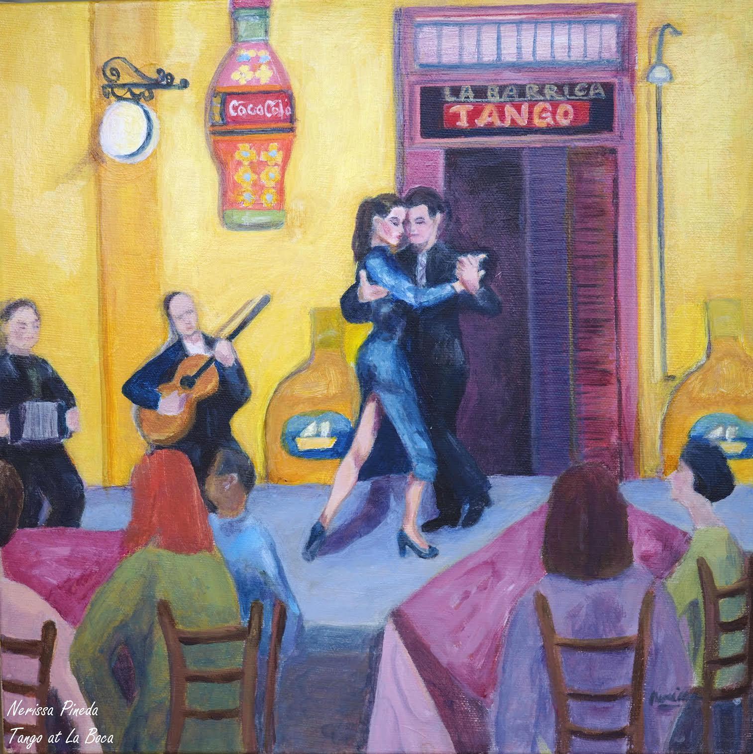 Tango by Nerissa Pineda