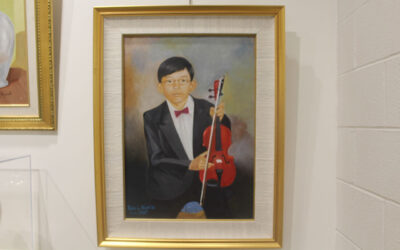 Bryan the Violinist