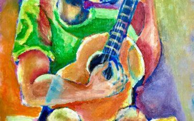 Guitar Man #7