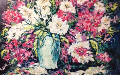 Flowers in my vase