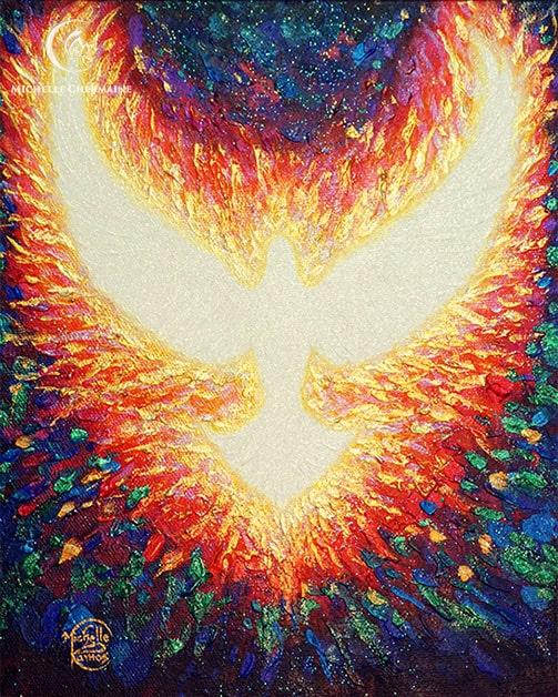 Hope Burns by Michelle Chermaine Ramos