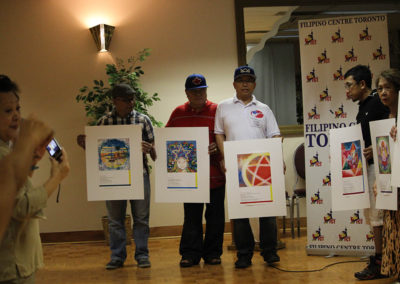 Launching PAG postcards