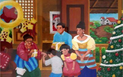 Manuhan (Christmas Visit)