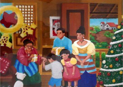 Manuhan (Christmas Visit) - Erwin-ERCASA-Calianga