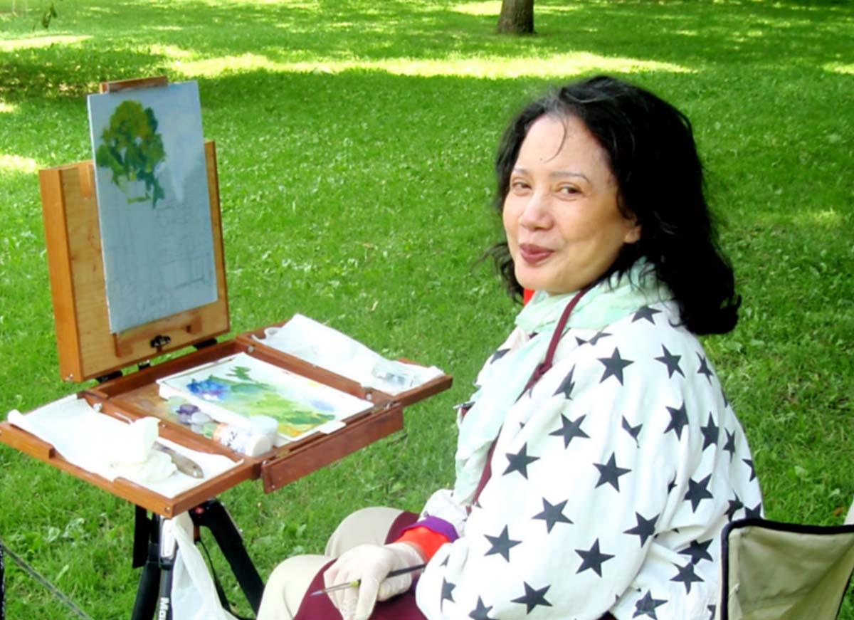 Nerissa Pineda - Artist