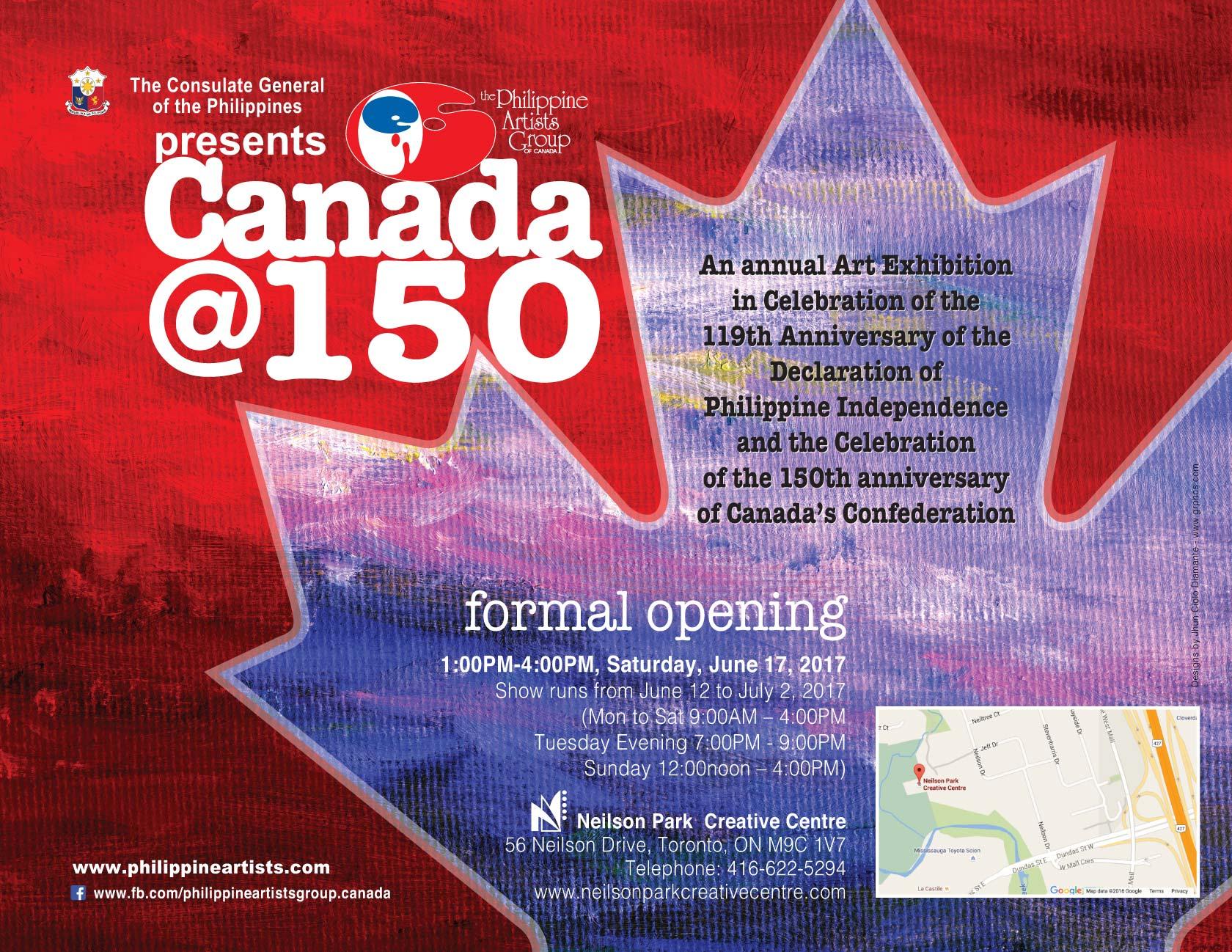 Canada @ 150