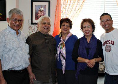 PAG Meeting with Councillor Joe 2014