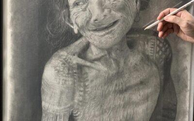 Kalinga Tribal Woman