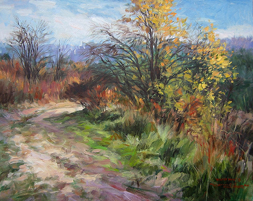 Beaten Path by Romi MananQuil