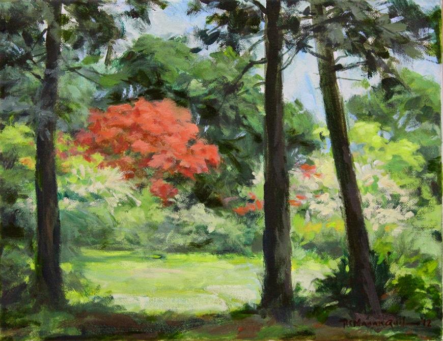 Cedar Ridge by Romi MananQuil