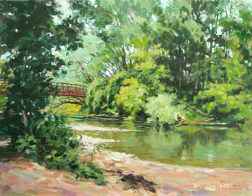 Credit River by Romi MananQuil