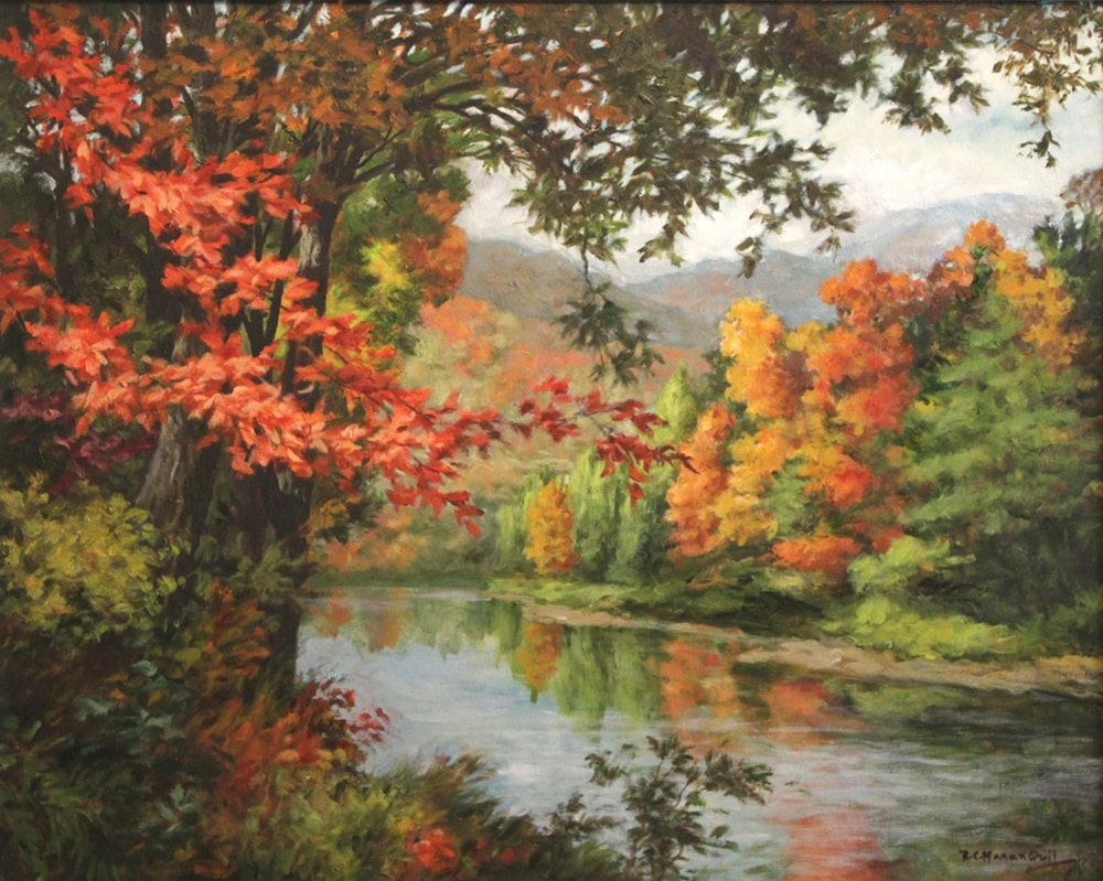 Fall Pallette by Romi MananQuil