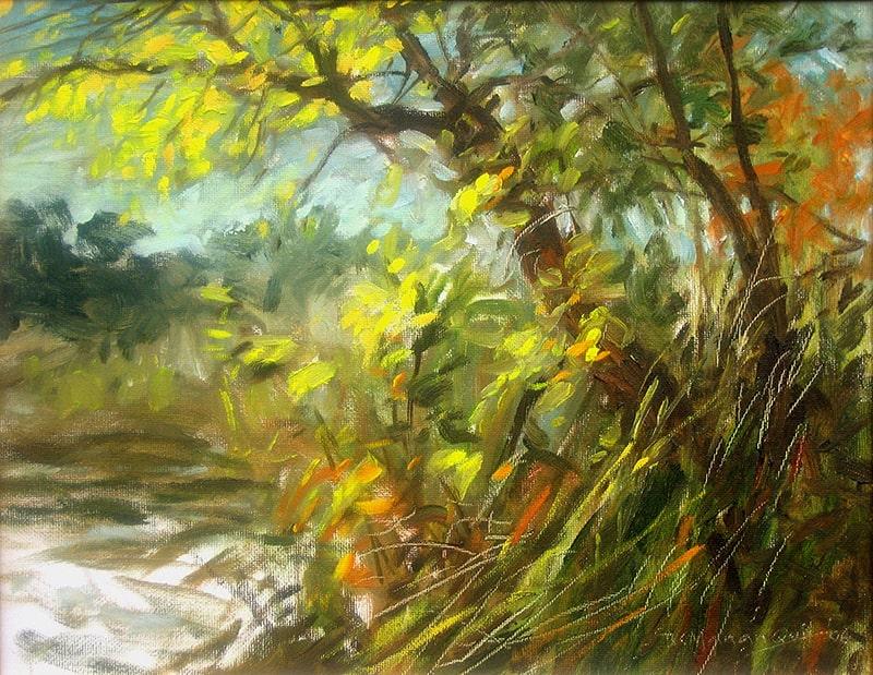 Foliage Splendor by Romi MananQuil