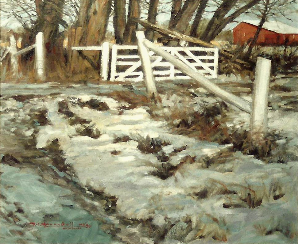 Winter Mess by Romi MananQuil