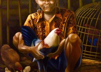 Sabongero - Gene Lopos