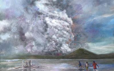 Taal Volcano Etneb-etneb