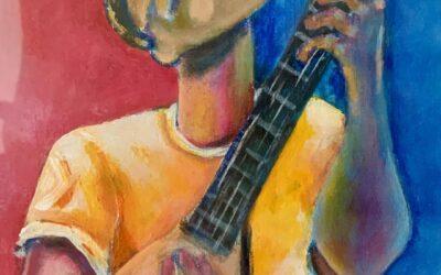 Guitar Man #6