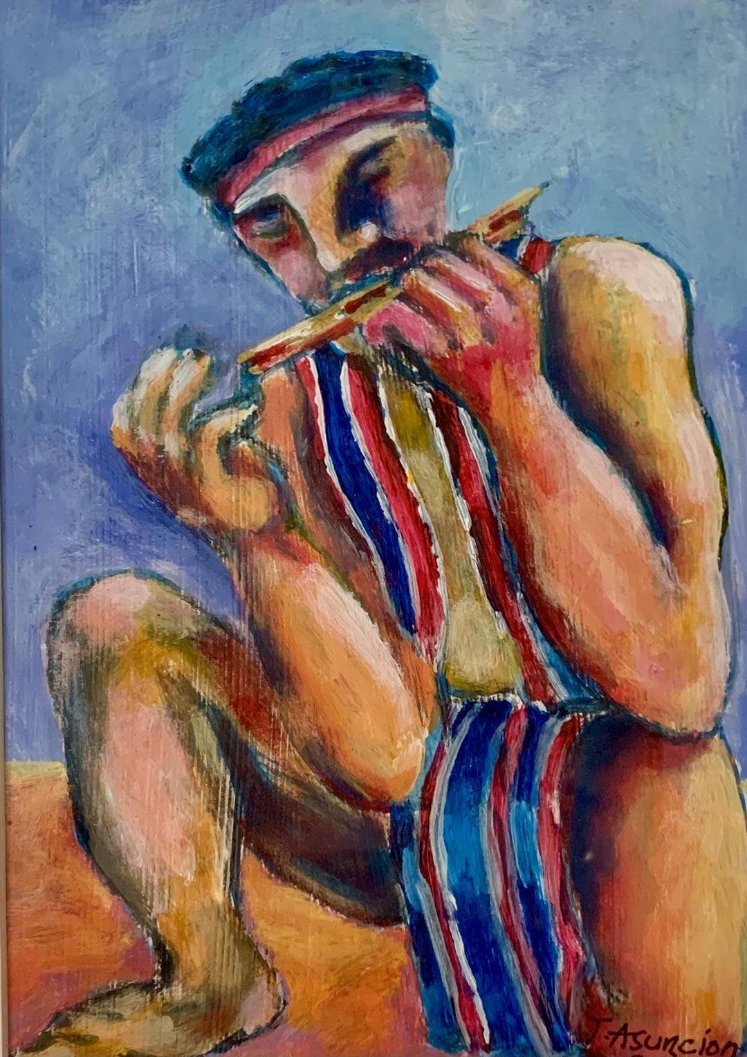 Kubing by Teody Asuncion