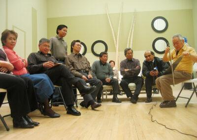 Nelia, Frank, Jhun, Tony, Romi, Rudy, Mogi and Rol - Jan 21 2006