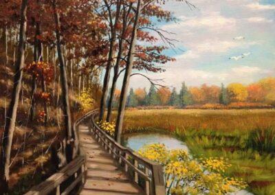 Attray Marsh - Gene Lopos