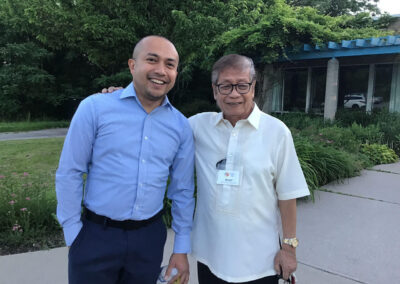 Atty Manny and Maestro Romi MananQuil