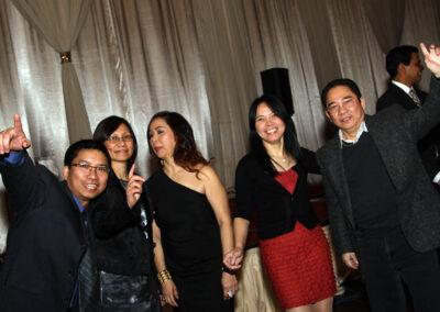 Jhun, Judy, Vicvic, Marlene, Toots