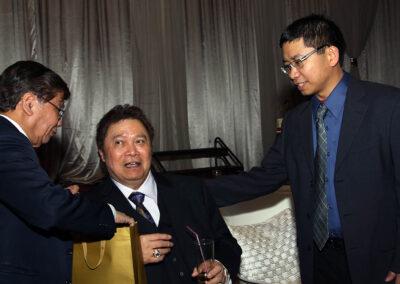 Romi, Tony and Jhun