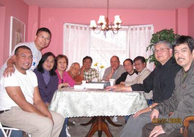 PAG Meeting 2009
